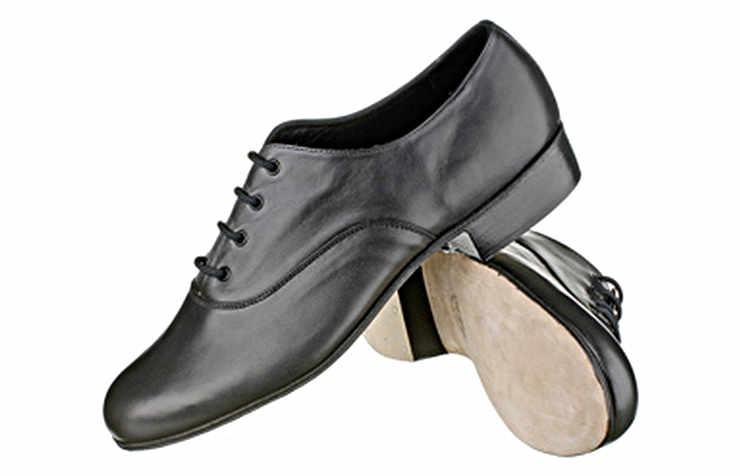Мужские туфли для народного танца