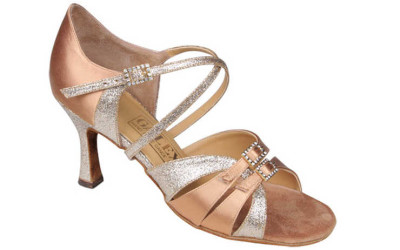 Женские туфли для бальных танцев
