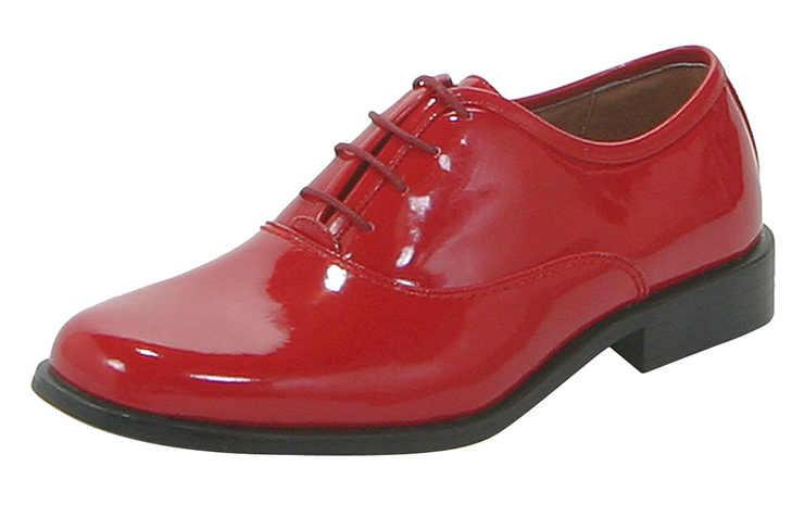 Красные туфли для мужчин