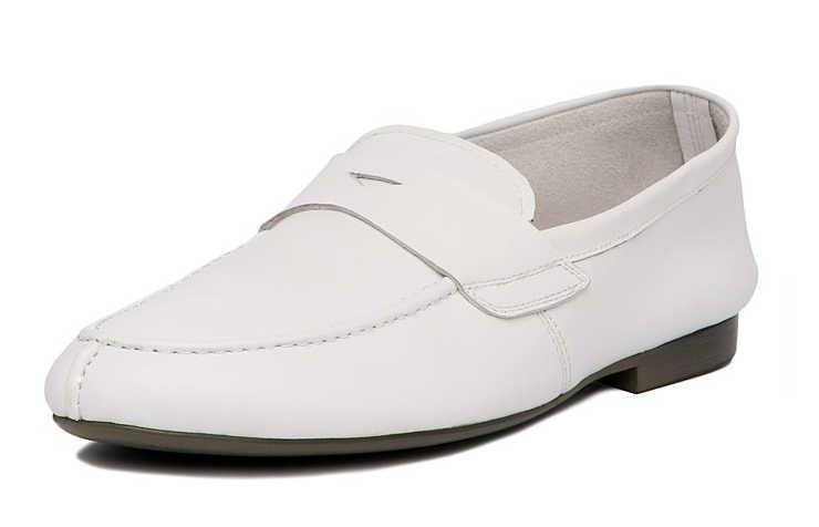 Белые туфли для мальчиков