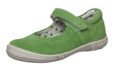 Замшевые туфли для девочки