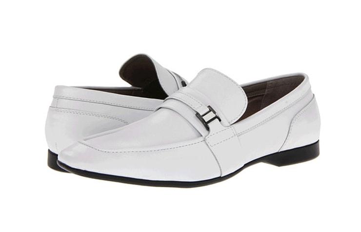 Мужские туфли без шнурков