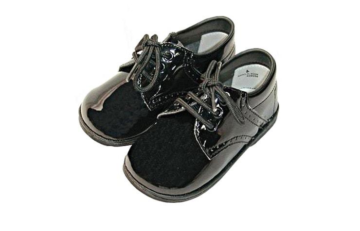 Детские нарядные туфли для мальчиков