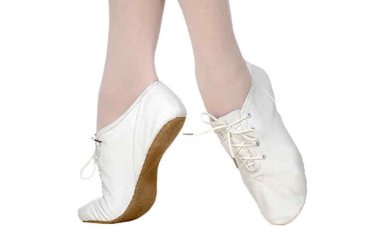 Белые джазовки для танцев