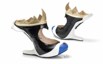 Туфли для  злой волшебницы