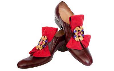 Туфли для миманса