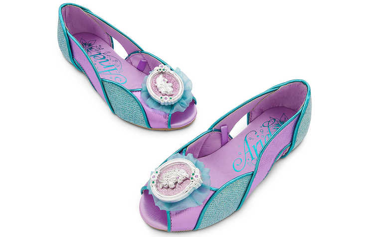 Туфли к карнавальному костюму Русалочка