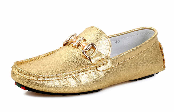 Золотые туфли для мальчиков