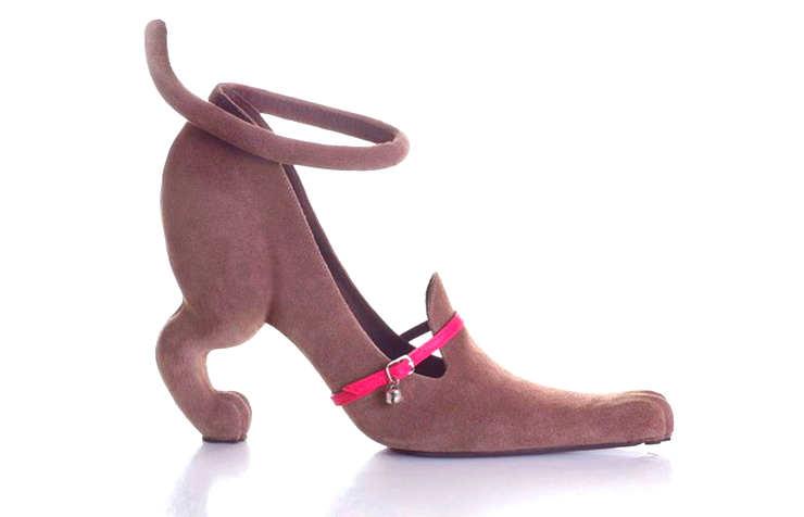 Туфли-кошечки