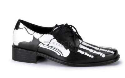 Мужские туфли скелет