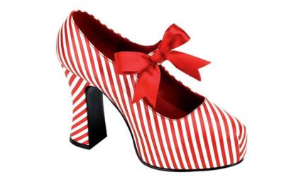 Женские туфли карамельки