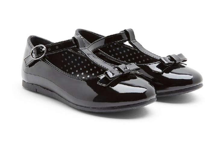 Лаковые туфли для девочек