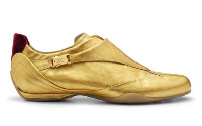 Новогодние туфли для мужчин