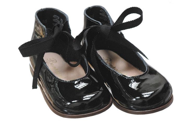 Нарядные туфельки для модных малышек